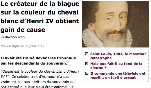 La presse belge, toujours plus lamentable.
